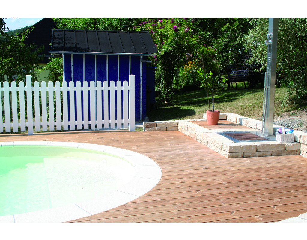 Terrassendiele Thermo-WPC (Farbe sand 21x137x4000mm)