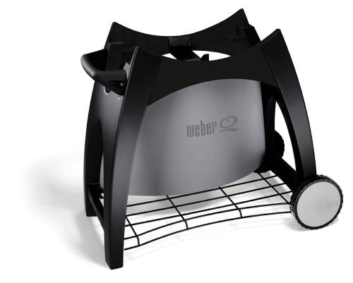 Weber Grill Char Q 260 Holzkohlegrill : Weber rollwagen premium für weber® q® 200 serie holzmarkt
