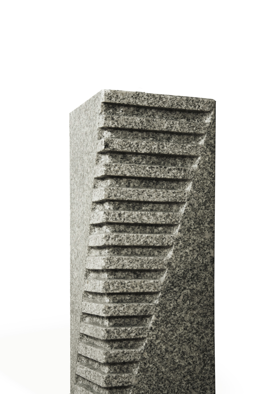 Fino Brunnen grau - Granit