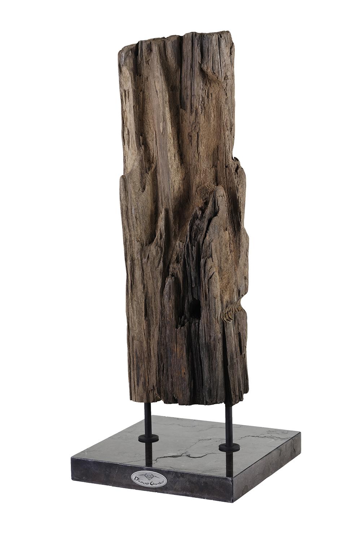ÖlandTeak Iron Wood Deko ca. 50???75 cm