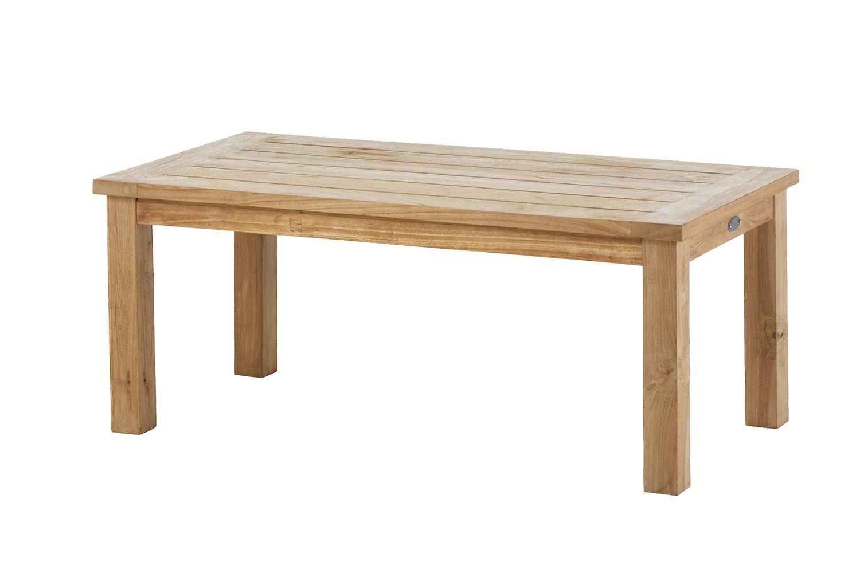 Belmont Loungetisch Recycled Teak (Natur 110x55x46 cm)
