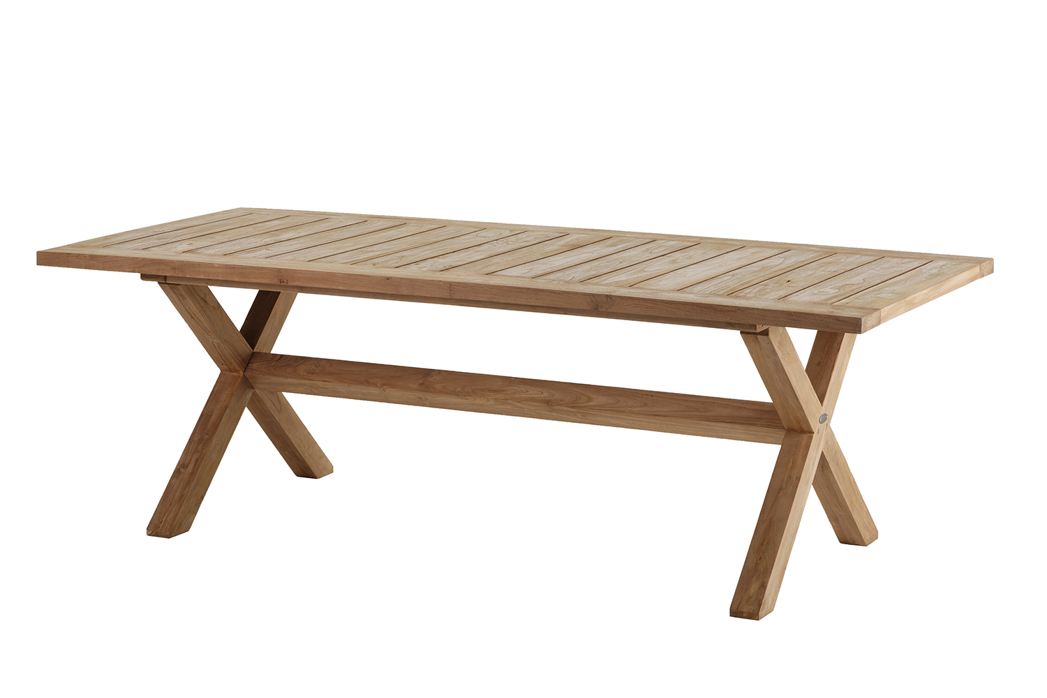 Boulogne Tisch 240 cm Recycled Teak (Natur)