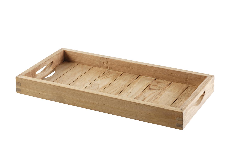 Karlstad Teak Tablett 60x30x6 cm