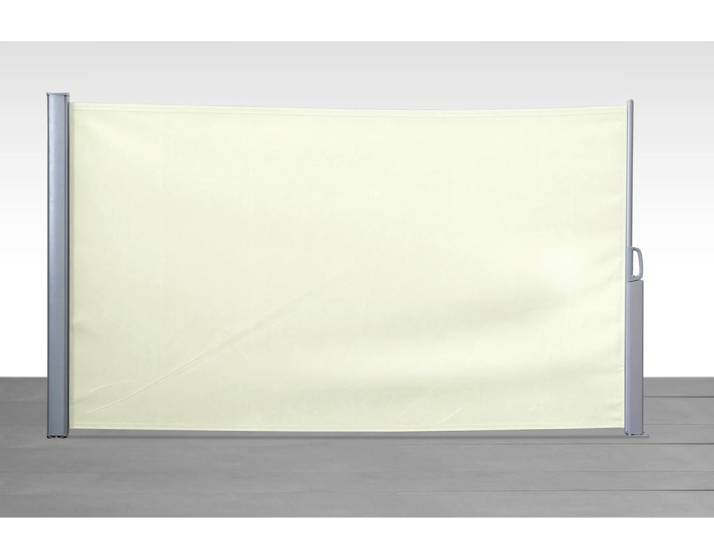 Seitenmarkise sand 180x350cm