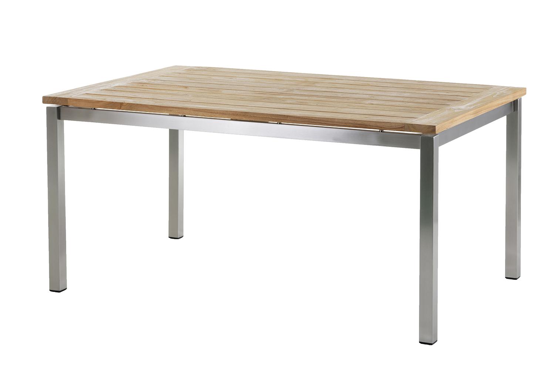 Belmont Tischplatte f. Tischgestellur ( San Marino 160x100cm ? Recycled Teak ?)