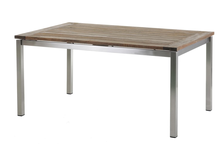 Belmont Tischplatte f. Tischgestell (San Marino 160x100cm ? Recycled Teak ? G)
