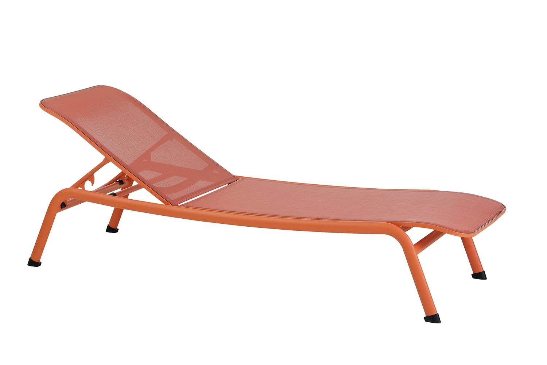 Kingston Liege Aluminium/Textiline ? (neon orange)