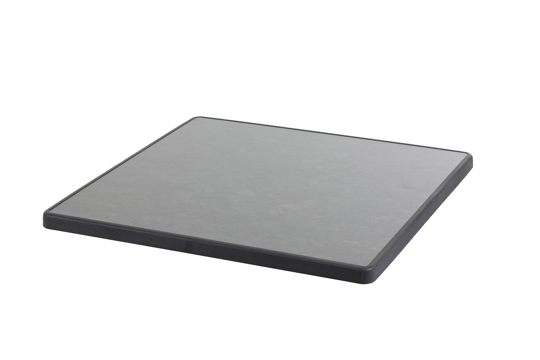 DiGalit Tischplatte 70x70cm - Pizarra