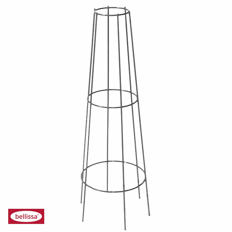 Ranksäule / Rankgitter verzinkt bellissa Höhe 130cm