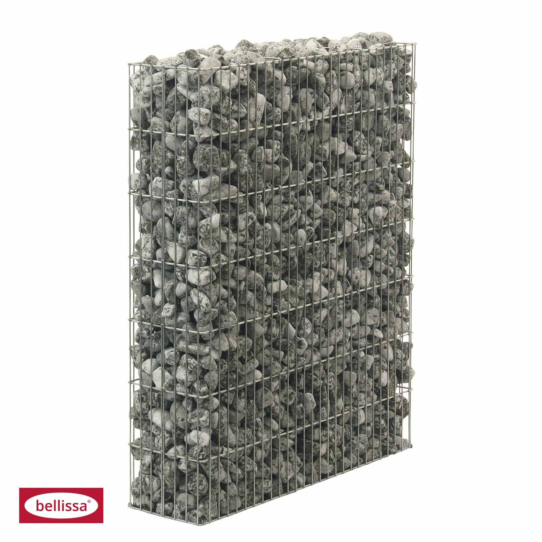 Gabione 120x101,5x23,5 cm