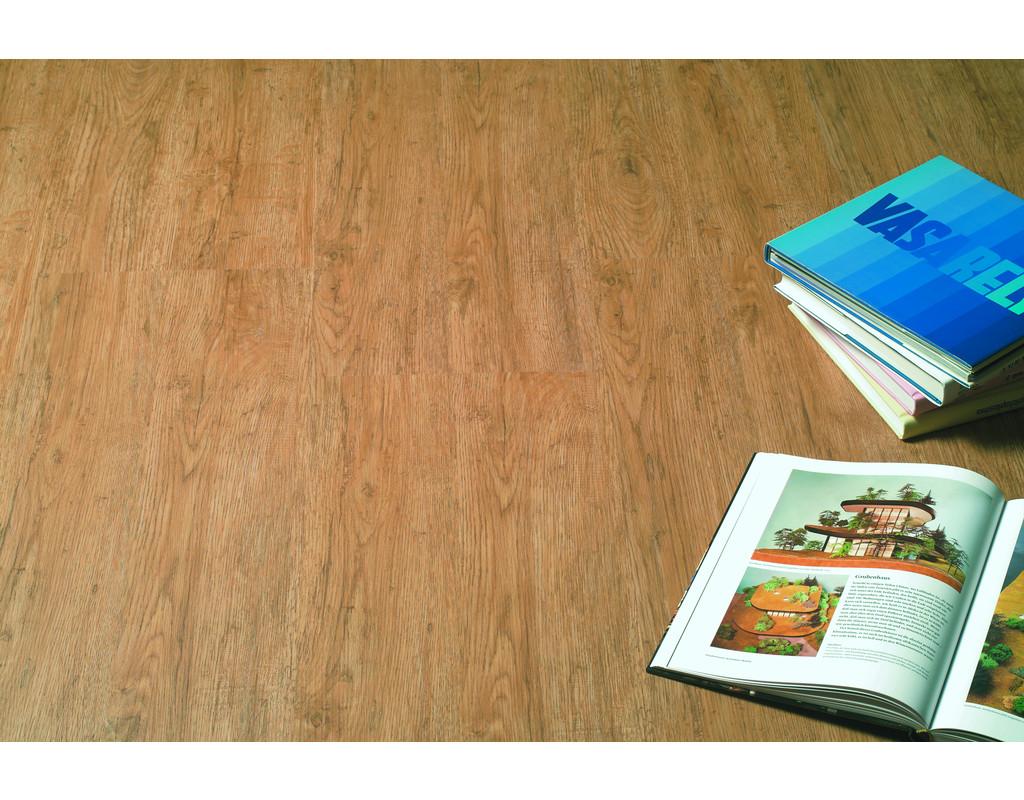 Designervinyl Fertigfußboden (Antigua Classic)