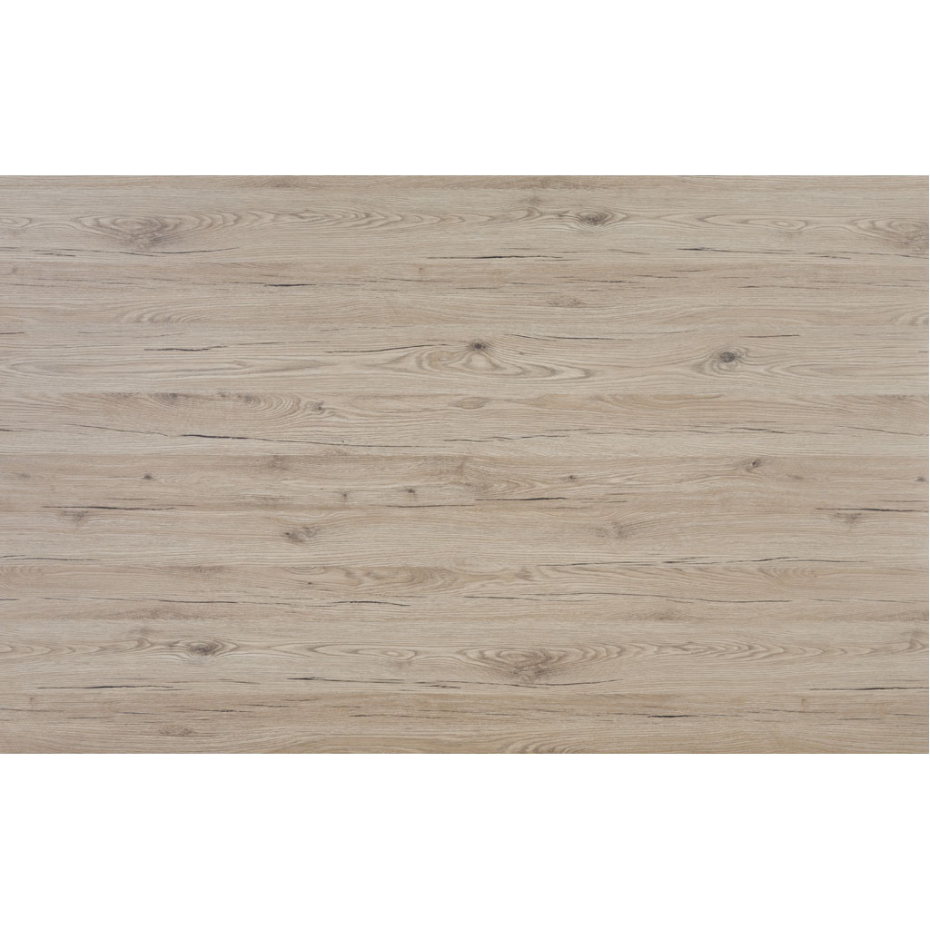 DiGaCompact Tischplatte (HPL) f. (Tischgestell San Marino 100x100cm Eiche)
