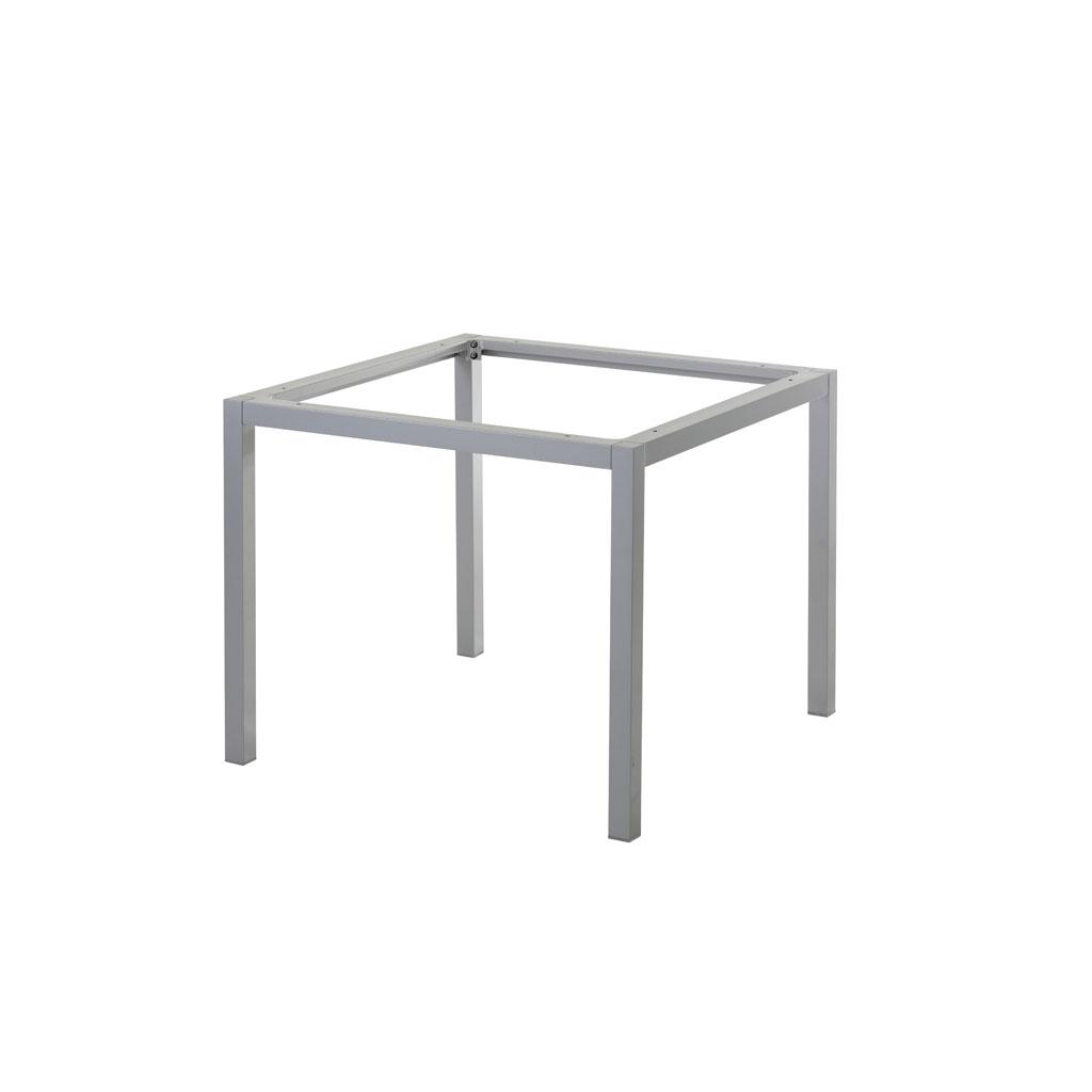 Monza Tischgestell 90 cm ? Aluminium