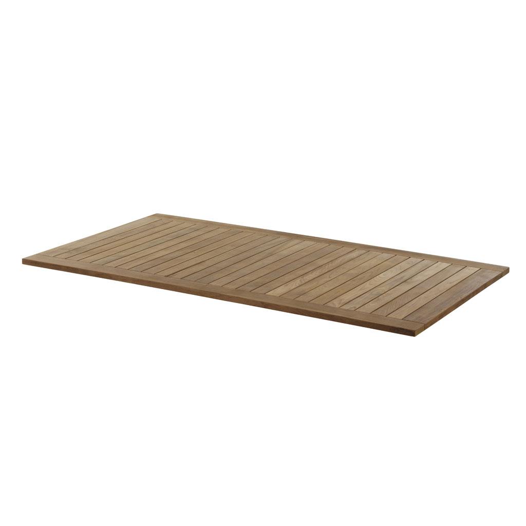 Monza Tischplatte 160 cm ? Teak