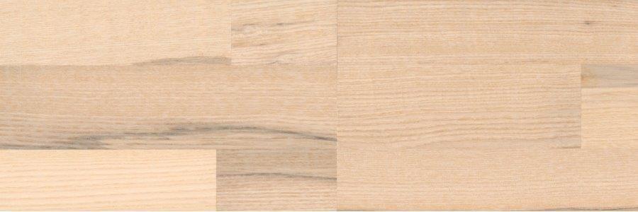 Corelan Design-Korkboden HDF (Esche weiß HotCoating-Lack)
