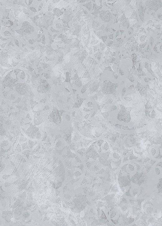 Vinylan plus object Hydro Ornament Tynset weiß, glatte Kanten
