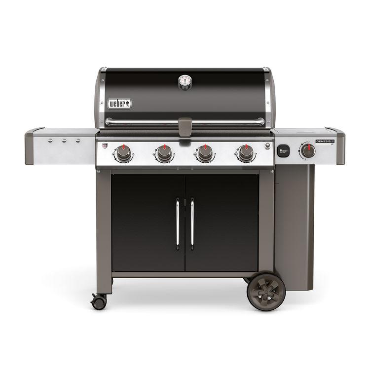 Weber Gasgrill Genesis® II LX E-440® GBS®, (Black)