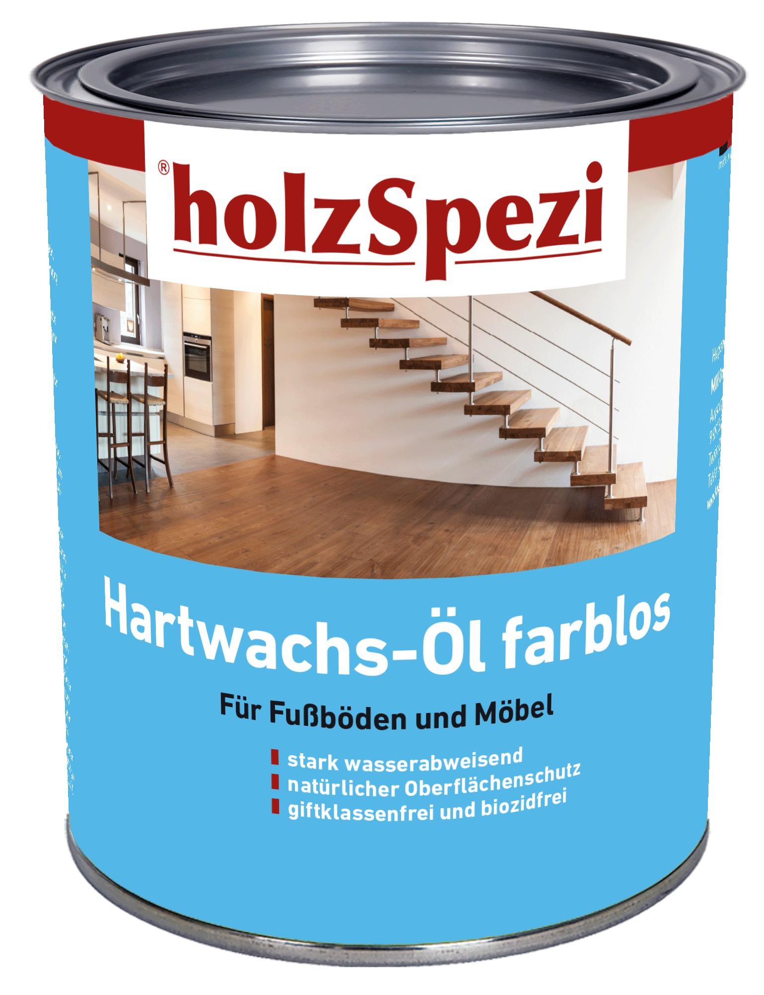 holzSpezi Hartwachs-Öl