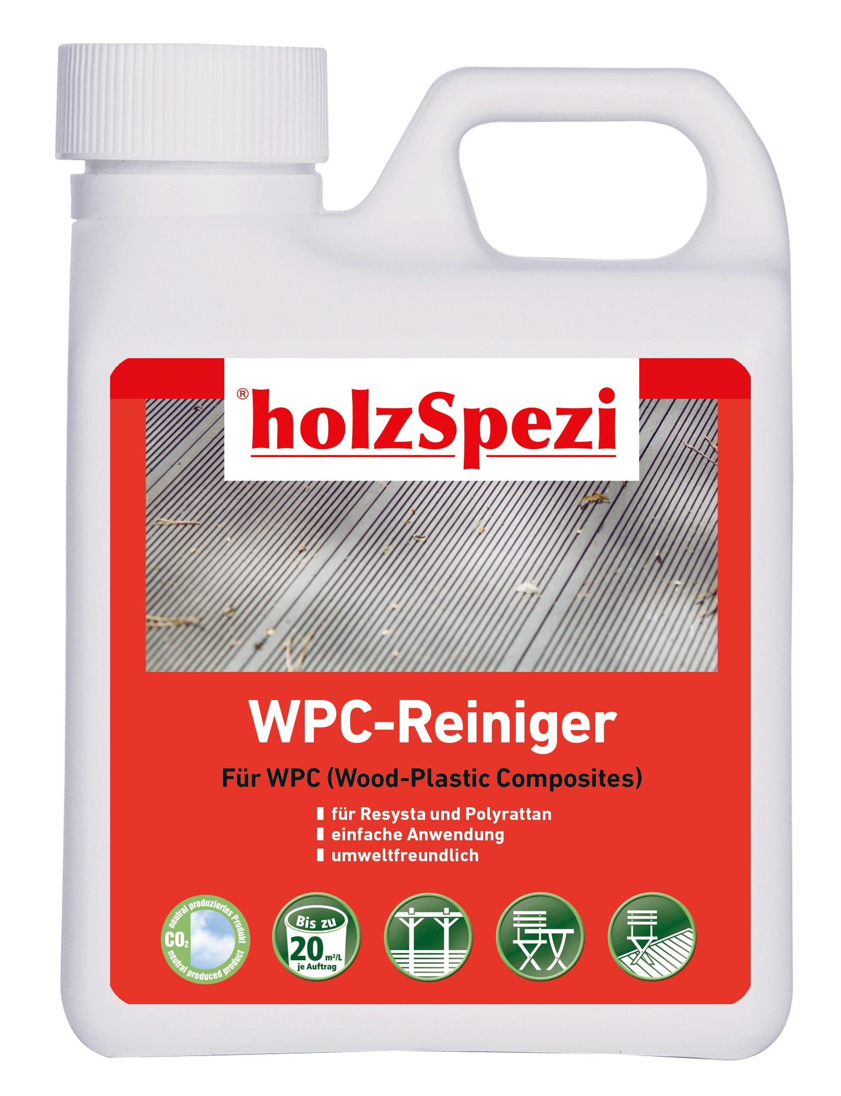 holzSpezi WPC-Reiniger