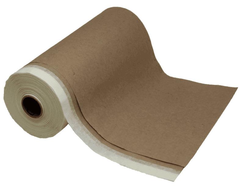 KOMBI MASK PAPIER/FLACHKREPP Größe: 30 cm x 20 cm
