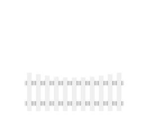 LONGLIFE CARA weiß schwung (180 x 70 (61))