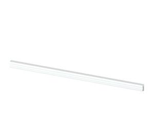 LONGLIFE CARA Zaunriegel weiß 35x82x1800mm