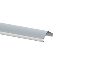 Designaufsatz Alu (für Rahmen 48-52mm) 48-52x1800mm