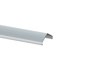 Designaufsatz Alu (für Rahmen 56-60mm) 56-60x1800mm