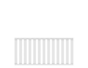 LONGLIFE CLEO weiß - gerade (180 x 85)