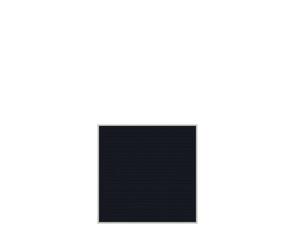 WEAVE LÜX Rechteck anthrazit (88 x 88)