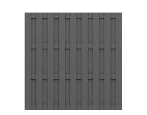 JUMBO WPC anthrazit 179x179cm