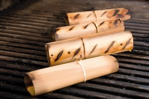 Weber Wood Wraps aus Erlenholz 8 Stück