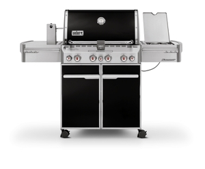 Gasgrill Summit® E-470 GBS, Black 1300x1690x680 mm