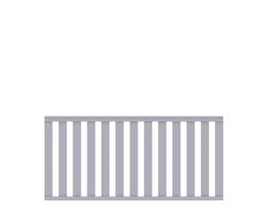 LONGLIFE CLEO grau - gerade (180 x 85)