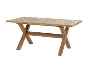 Boulogne Tisch 180 cm Recycled Teak ( Natur)