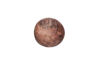 Bornholm Teak Deko Kugel Ø ca. 15,0 cm