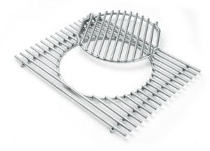 Weber Grillrost-Einsatz - Gourmet BBQ System® (Edelstahl, für Summit? 400-/600-Serie)