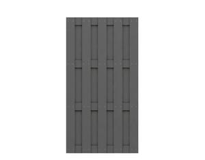 JUMBO WPC anthrazit 95x179cm