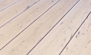 DreamDeck WPC BiColor Vollprofil (Sand 21 x 125 x 2000 mm)
