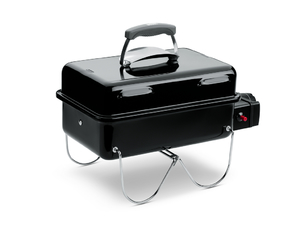 Weber Gasgrill Go-Anywhere® Gas, Black (405x530x305 mm)