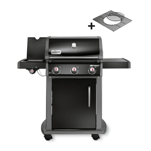 Weber Gasgrill Spirit E-320 Original GBS, (Black 1170x1320x650 mm)