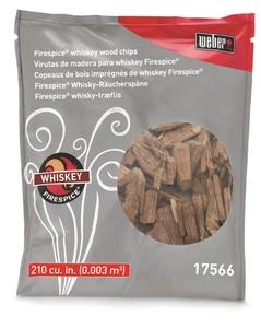 Weber Fire Spice Whiskey Chips 700 gr.