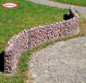 Mauergitter f. gerade u. geschw. Mauern (L232xH40xT10 cm)