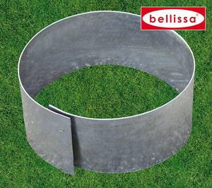 Rasenkante Kreis Ø 20 cm H 13 cm (verzinkt)