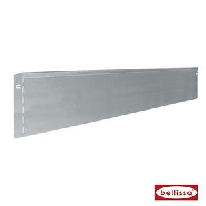 Rasenkante Metall 118 x 20 cm verzinkt