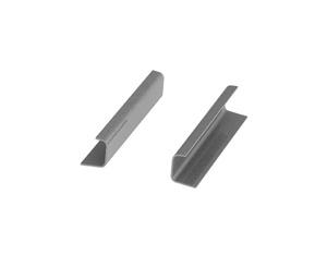 Nutbrücke V2A , 20 Stück für UK 40x60mm