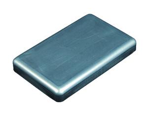Standard Pfostenkappe (ohne Kugel verzinkt 163x105x20mm)