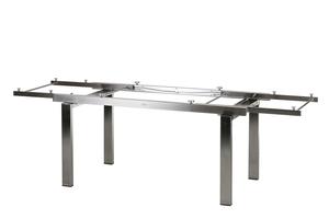 Neapel Tischgestell? für DiGaCompact ( Tischplatten  ? Edelstahl)