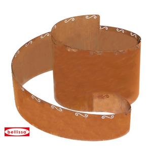 Kräuterspirale Corten 130x140x80cm