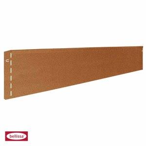 Rasenkante corten 118 x 20 cm
